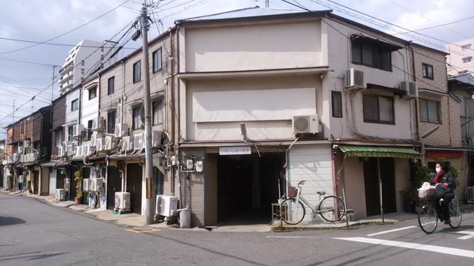 松島新地のお店の外観