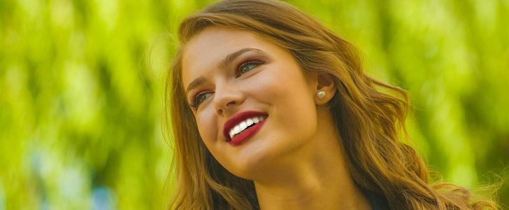 美人で可愛い