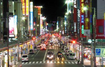 """大阪の日本橋で""""ヘルスより稼げる""""と噂のオナクラ求人情報"""
