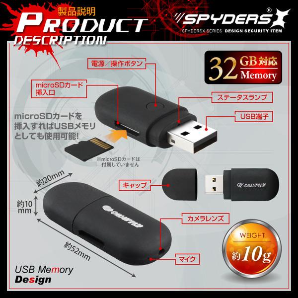 USB型小型カメラ